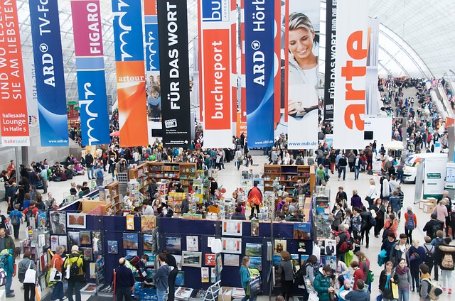 How Could A Debut Author Make The Most Out Of Book Fair?