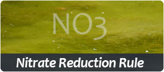 Nitrate Reduction Rule