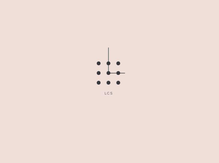 Logo tối giản