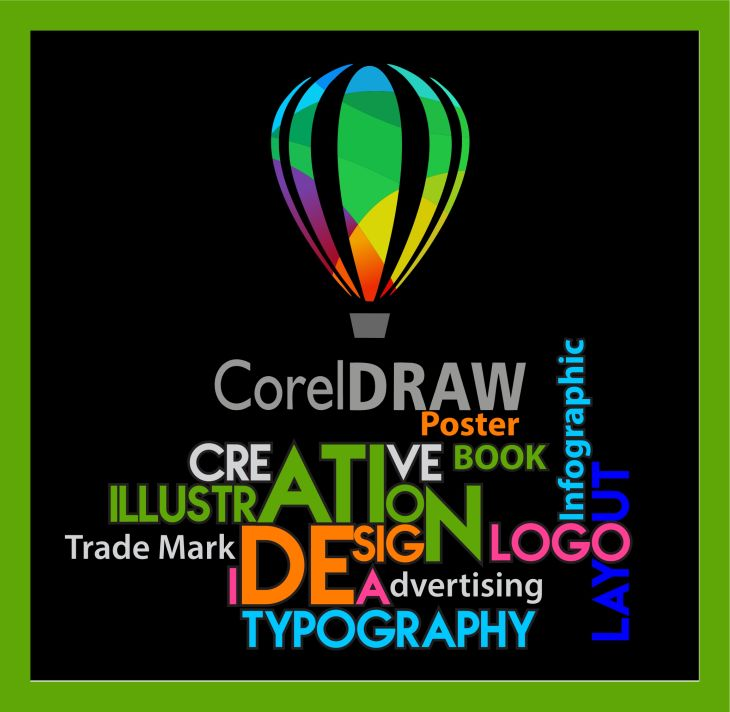 CorelDraw vs Photoshop