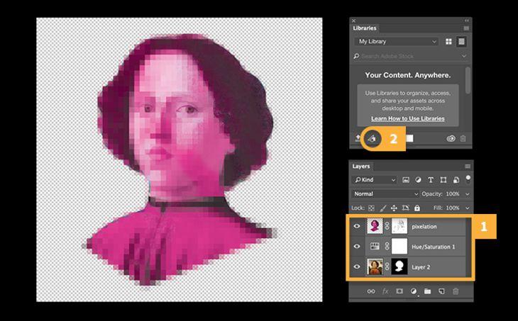 Thiết kế dệt may thời trang với Photoshop và Illustrator