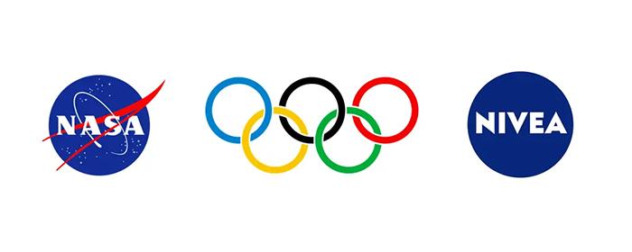 Ý nghĩa của hình dạng trong thiết kế logo