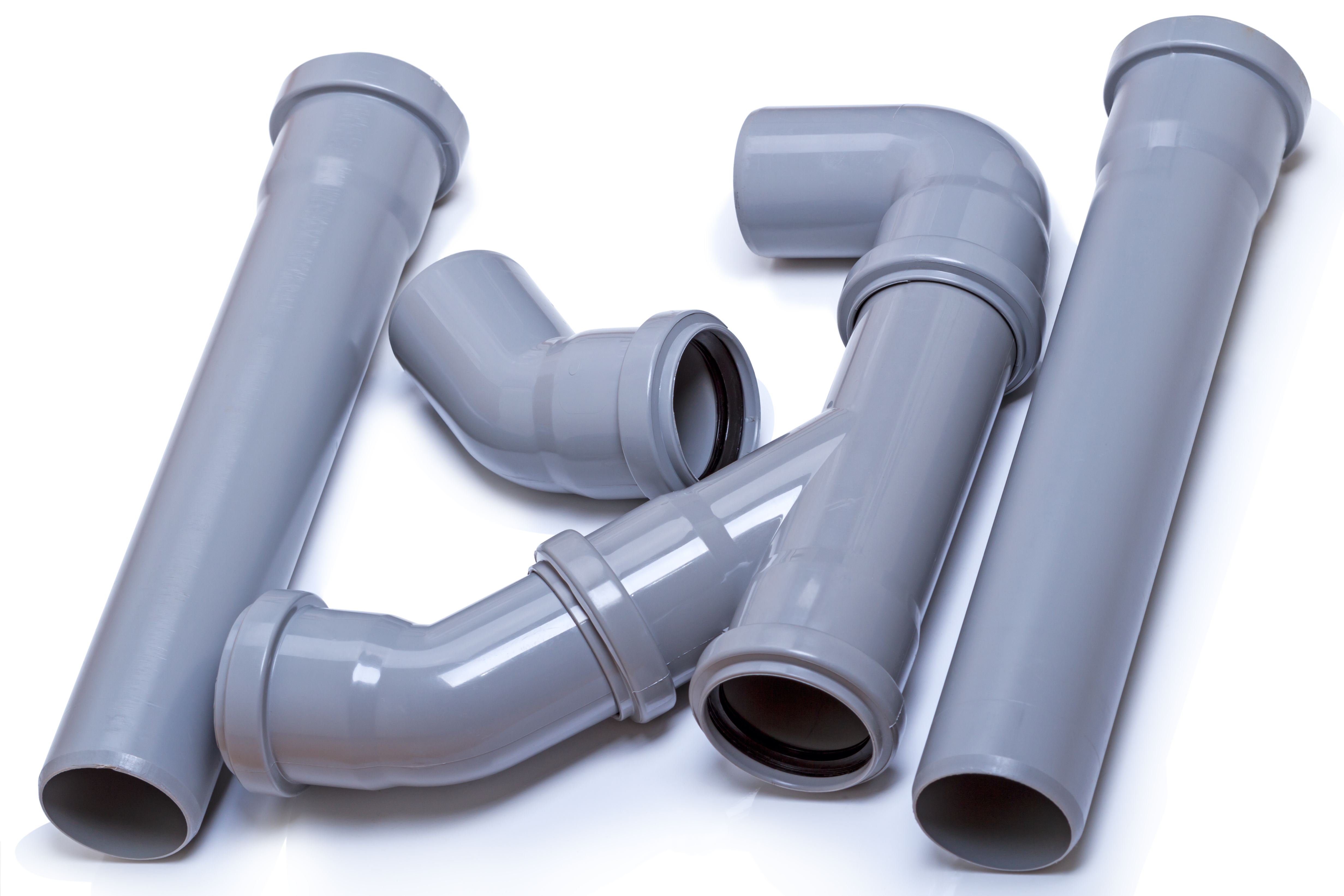 Замена канализационных труб на пластиковые