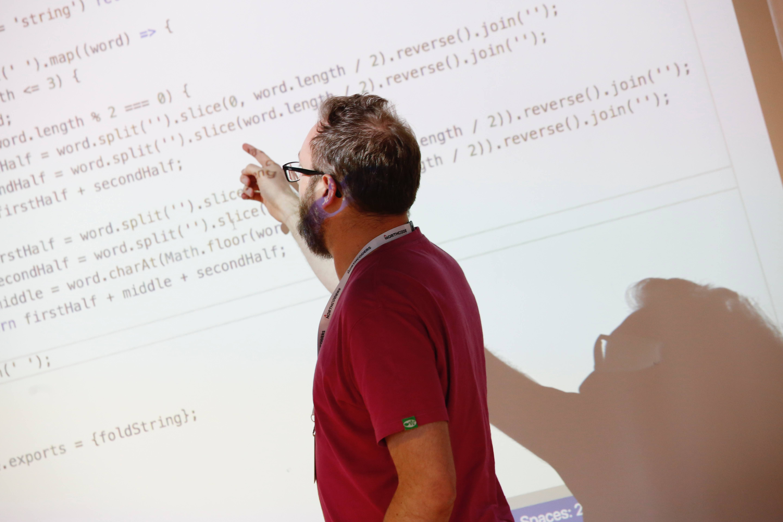 teach coding skills