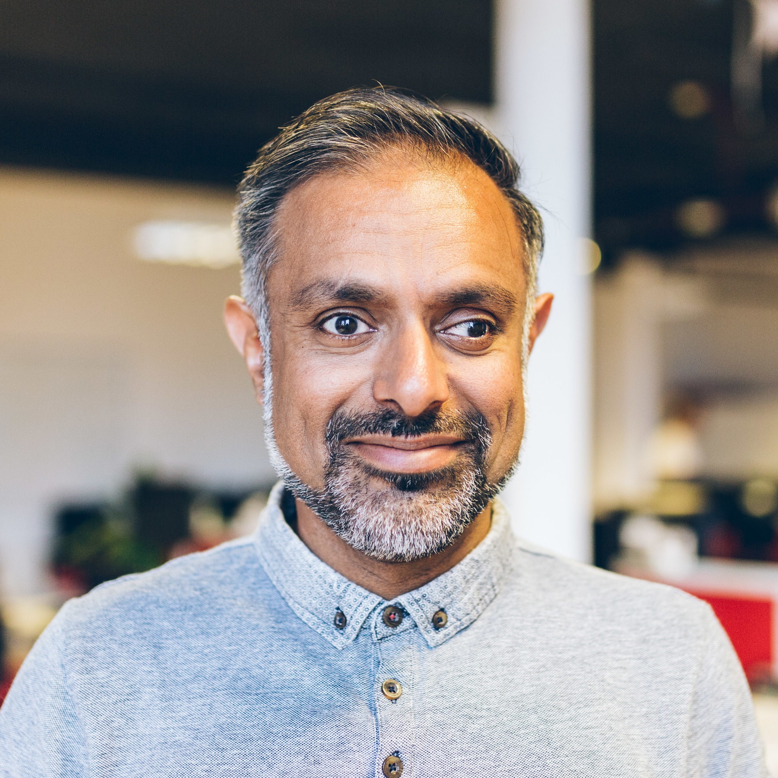 learn to code Manchester Amul Batra Talent Director