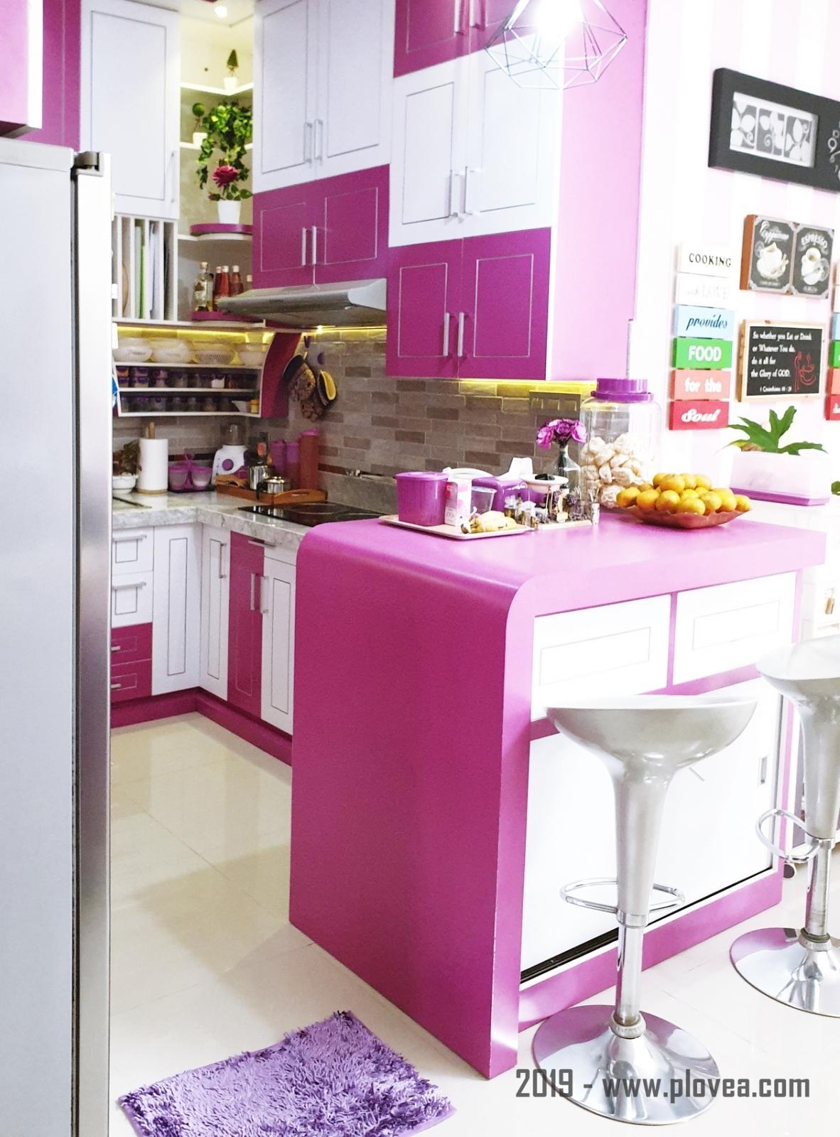 Kitchen Set When Samosir Meets Krones