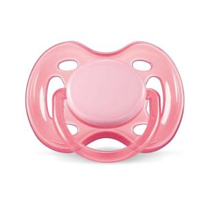 Avent Orthodontic PacifierSoother 0m - 6m, UK SCF17813 Pink