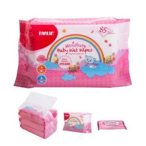 Farlin Baby Wipes- 85 pcs pack DT-006A