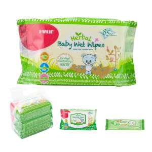 Farlin Baby Wipes- 85 pcs pack DT-006D