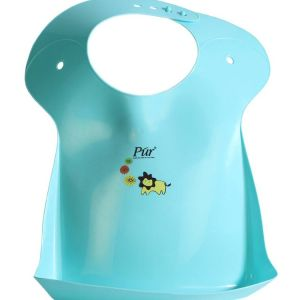 Pur Plastic Bib Code-6904-B