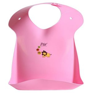 Pur Plastic Bib Code-6904-A