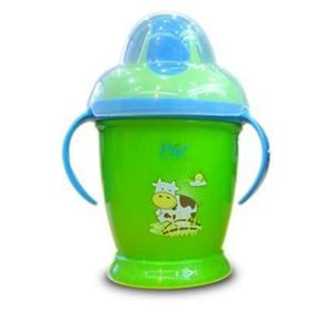 Pur Non Spill Cup (2 Handle ) Code-5506-B green