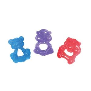 Pur Water Filled Teether- Animals (Bear, Tiger, Monkey) Code-8005