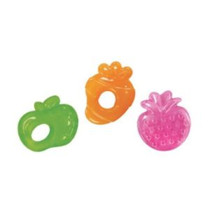 Pur Water Filled Teether (Apple, Strawberry, Carrot) Code-8004
