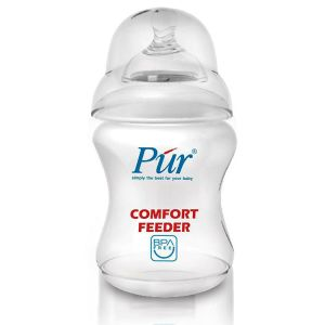 Pur 8 oz./250 ml Wide Mouth Comfort Feeder Code-1302
