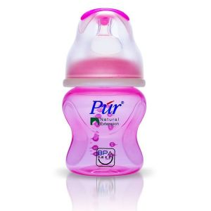 Pur Natural Extension Wide Neck Feeding Bottle- 5oz 130ml(0m+) Code-9001-A
