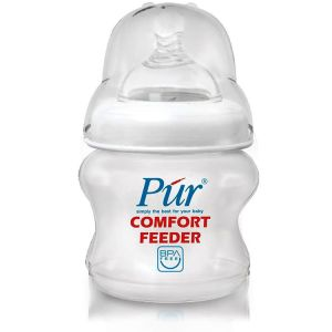 Pur 5 oz 130 ml Wide Mouth Comfort Feeder Code-1301 1