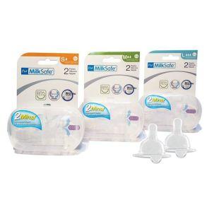 Pur Milksafe Pro-flo Nipple (2pcs) Code- 9821