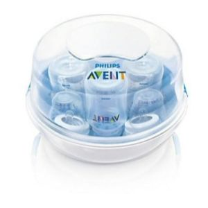 Avent Microwave Bottle Sterilizer, UK SCF281/02