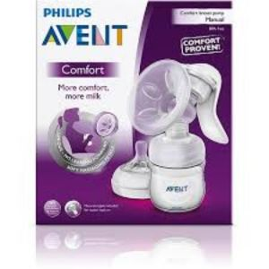 Avent Manual Comfort Breast Pump Set UK, SCF330/13