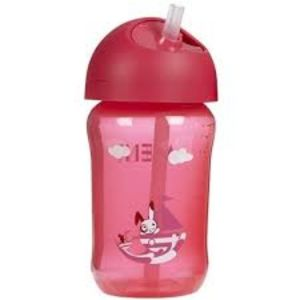 Avent Straw Magic Cup (Drinking) Pink SCF762 00P