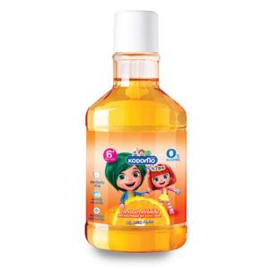 Kodomo Kids Mouthwash 6y+, Orange Flavor, 250ml KDM 784