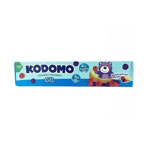 Kodomo Baby Toothpaste Gel, Bubblefruit Flavor, 40gm KDM 789