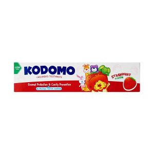 Kodomo Baby Toothpaste, Strawberry Flavor, 80gm KDM 790