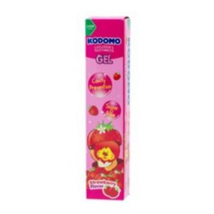 Kodomo Baby GEL Toothpaste, Strawberry Flavor, 40gm KDM 787