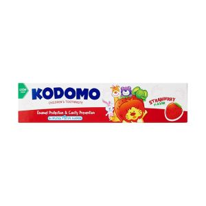 Kodomo Baby Toothpaste, Strawberry Flavor, 40gm KDM 786