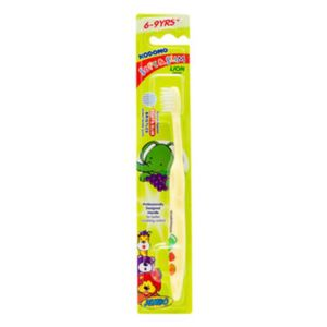 Kodomo Baby Toothbrush, Soft and Slim, 6-9y+ KDM 745