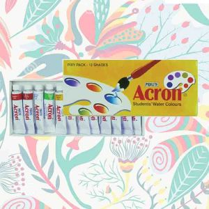 Acron Water Color Pixy Pack 3y+, 12 Shades