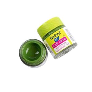 Fevicryl Acrylic Colour Olive Green 15ml P16