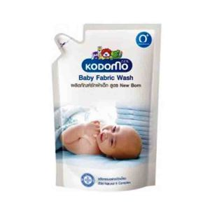 Kodomo Fabric Wash For Newborn 0m+ (Refill), 600ml KDM 702