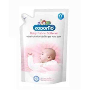 Kodomo Baby Fabric Softener for Newborn 0m+, 600ml KDM 706