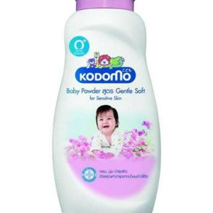 Kodomo Baby Powder Gentle Soft 0m+, 400gm KDM 724