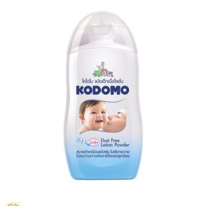 Kodomo Baby Lotion Powder, 200ml KDM 799