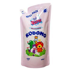 Kodomo Moisturizing Baby Bath Refill , 650ml KDM 719