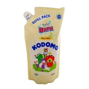 Kodomo Rice Milk Baby Bath Refill , 650ml KDM 720