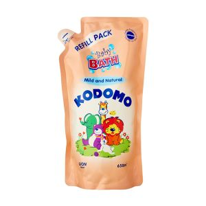 Kodomo Mild & Natural Baby Bath (Refill) , 650ml KDM 718