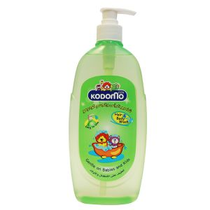 Kodomo Hair and Body Wash 0m+(Head to Toe), 400ml KDM 771