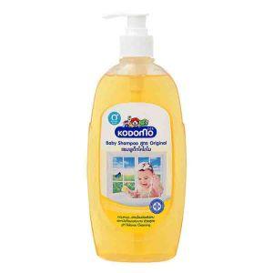 Kodomo Baby Shampoo Original 0m+, 400ml KDM 731