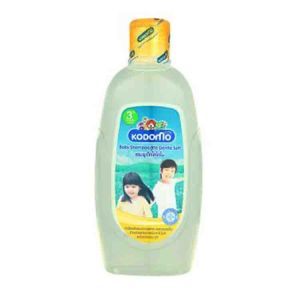 Kodomo Baby Shampoo Gentle Soft 3y+, 200ml, KDM 776
