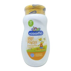Kodomo Baby Powder Naturall Soft Protection 50gm new