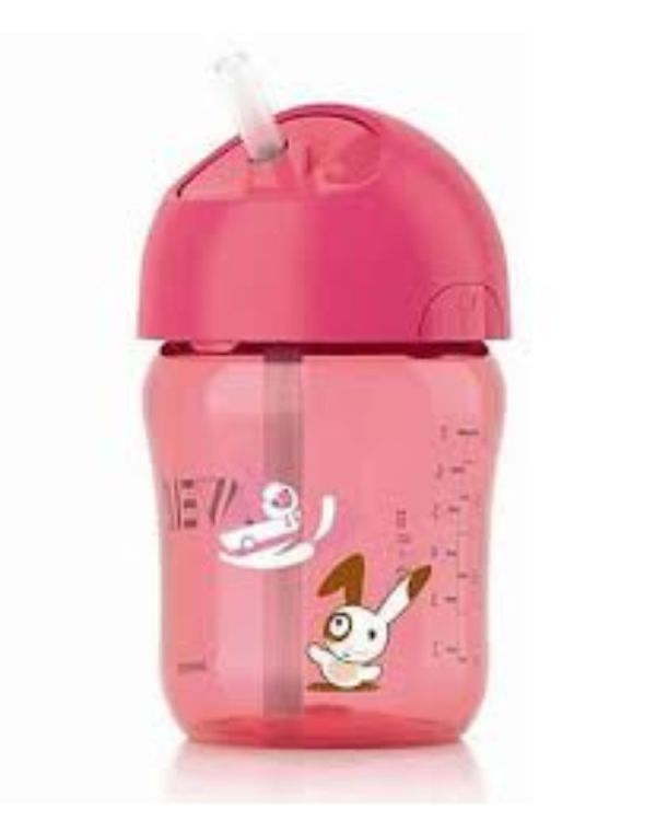 Avent Magic Cup12m+,260ml Pink UK SCF76000P
