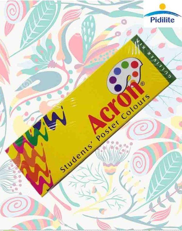 Acron Poster Color 2
