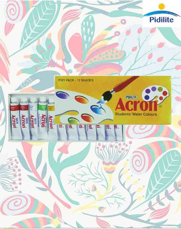 Acron Water Color 12shades pixy pack