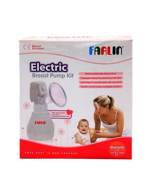 Farlin Electric Breast Pump Kit 2