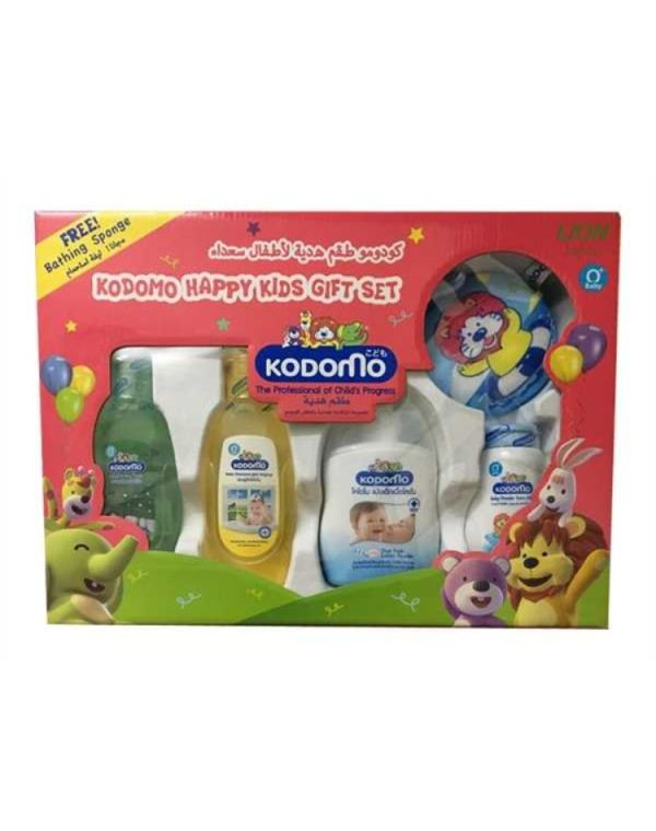 Kodomo Baby Gift Set Medium, 5pcs gift pack KDM 714