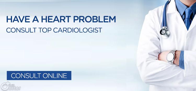 Consult cardiologist